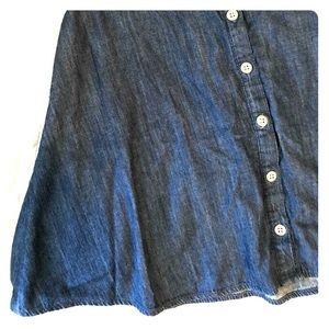 Merona Jean Skirt.  Never worn